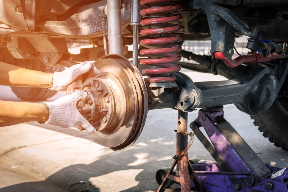 Car Brakes be Replaced