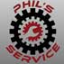 Phil's Service Avatar Logo
