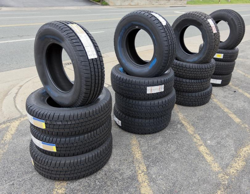 Buy new Tires