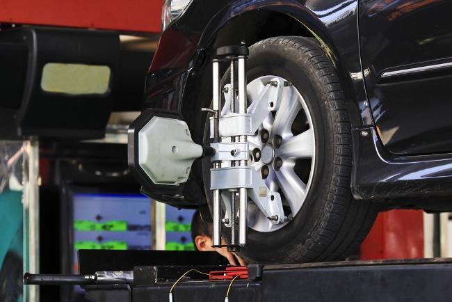 Wheel Balancing and Alignment